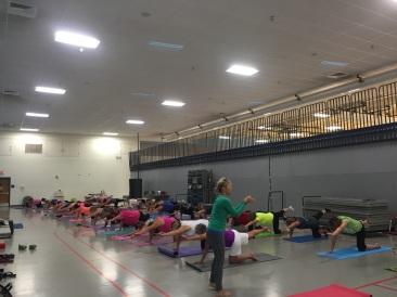 HU yoga 2