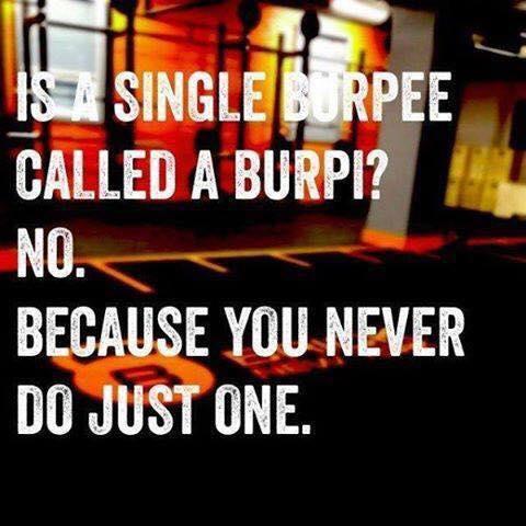 Burpee burpi